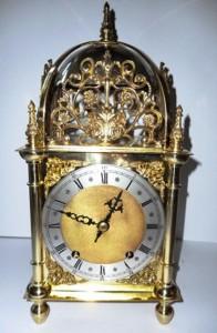 Olde Time Victorian Lantern Clock