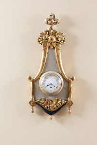 Olde Time French Wall Clock