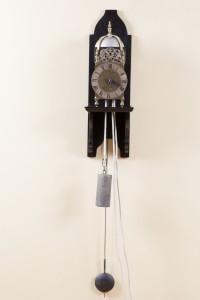 Olde Time George I Lantern Clock by Richard Rayment of Bury St Edmunds. C.1720