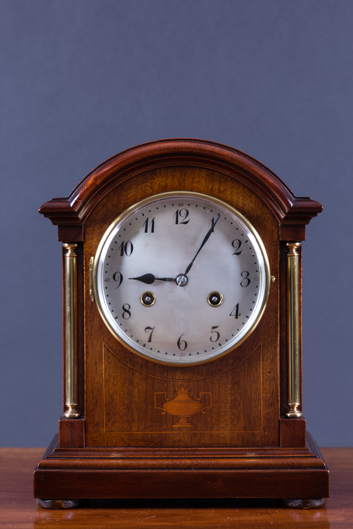 Olde Time Edwardian Mantel Clock