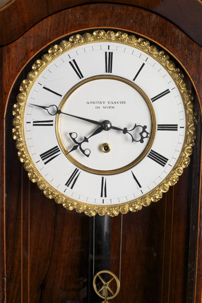 Biedmeir Vienna Regulator Olde Time Antique Clocks And