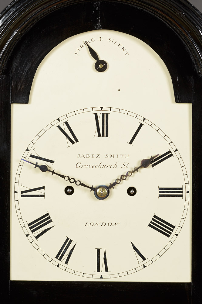 Jabez Smith London Olde Time Antique Clocks And Barometers