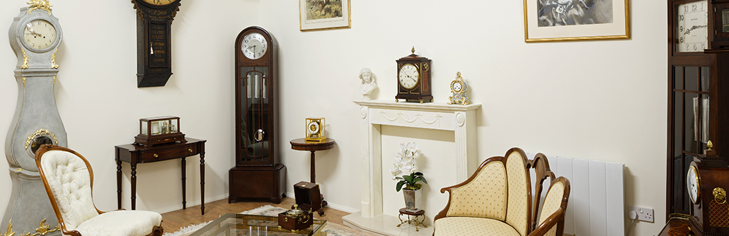 Antique Clocks & Barometers from Olde Time