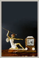 Olde Time Art Deco & Atmos Clocks Gallery