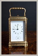 Olde Time Carriage Clocks Gallery