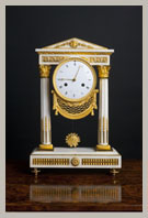 Olde Time French Clocks Gallery