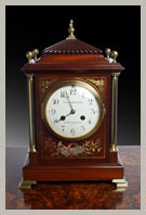 Olde Time Mantel Clocks Gallery