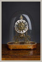 Olde Time Skeleton Clocks Gallery