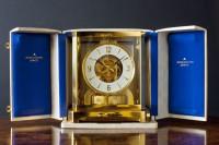 Olde Time Atmos Clock with Original Presentation Case