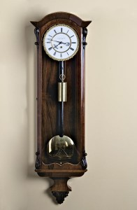 Olde Time Biedmeir Vienna Regulator