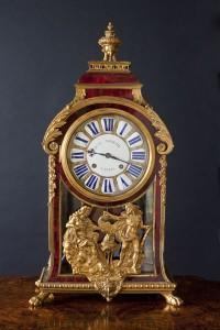 Olde Time Louis XIV Boulle Clock