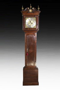 Olde Time George II Longcase Clock by James Green