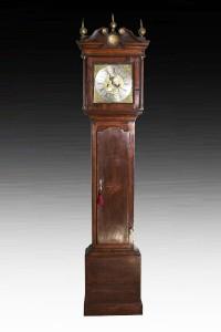 Olde Time George II Longcase Clock by James Green