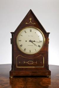 Olde Time Regency Bracket Clock by John Payne