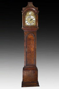 Olde Time George I Longcase Clock by Samuel Guy c.1715
