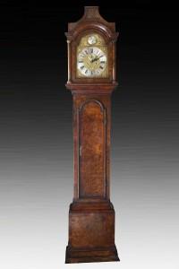 Olde Time George I Longcase Clock by Samuel Guy c.1715