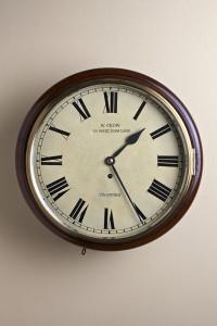 Olde Time wall clocks